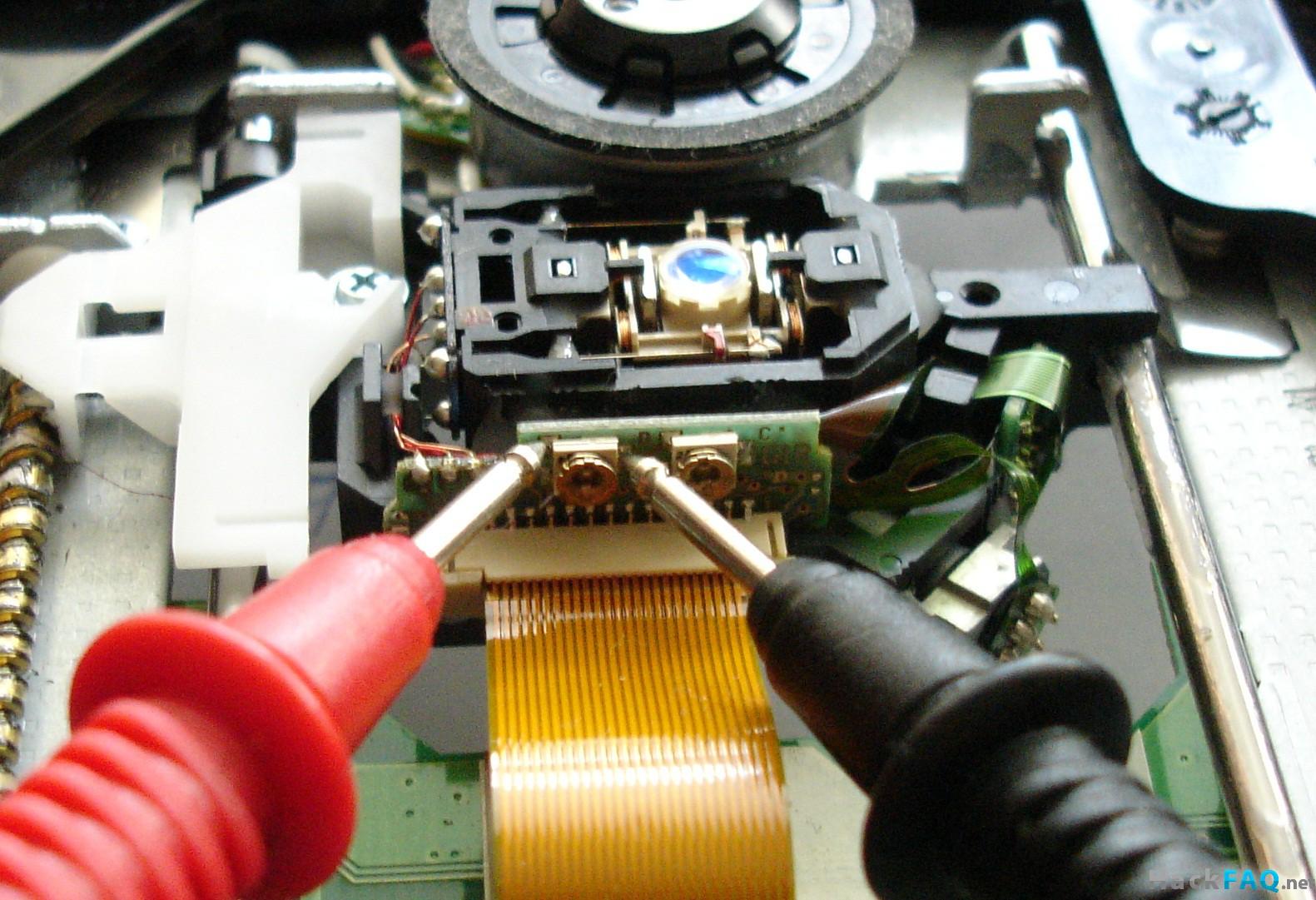 Как почистить лазер своими руками 460